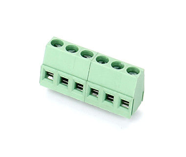 High Frequency Screw Terminal Connector , Security Plug In Terminal Block